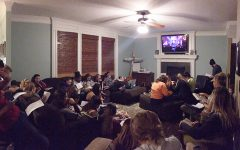 Students attend life group to grow in faith, community
