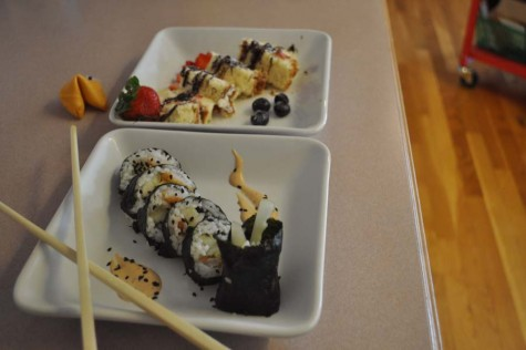 Papa in the Kitchen: Sushi
