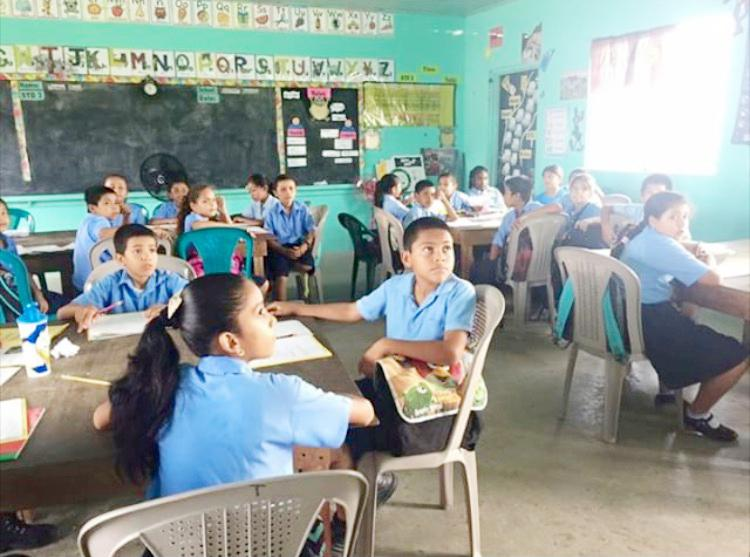 Belize, Thailand, and South Africa receive helping hands from students