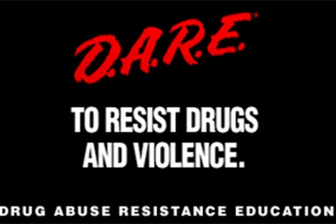 Like a blade: students refrain from drugs