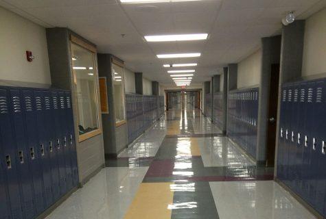 Class of 2017 reaches the senior hallway