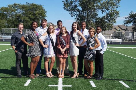 2016 Homecoming candidate profiles
