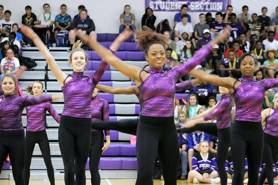 Dance team to hold mid-season tryouts