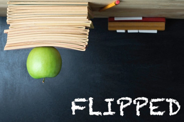 Students affected by flipped classroom