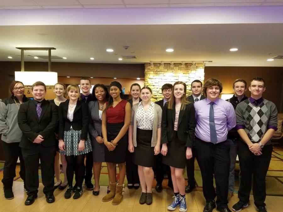 Debaters make school history at state competition