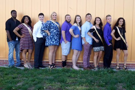 Introducing the Prom candidates