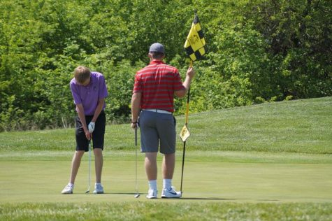 Appl places fourth at KVL Tournament May 8