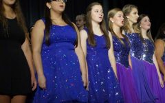 Choir celebrates holiday season