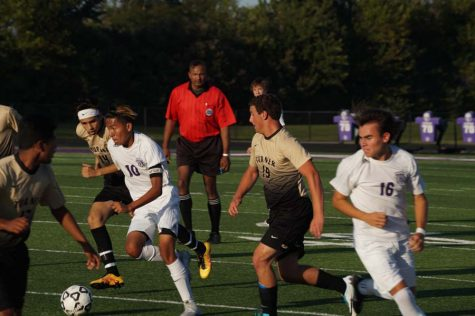 Pirates take their first win of the season against Lansing Sept. 22