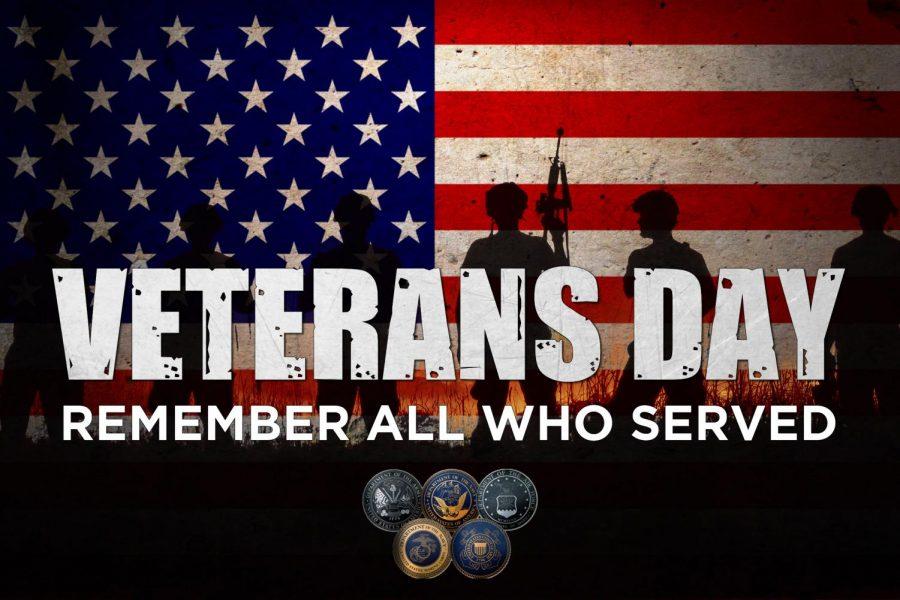 Veterans Day is Nov. 11 but Piper will be celebrating on Nov. 10.