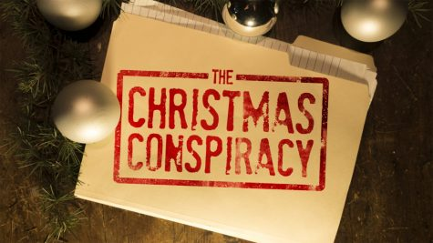 Christmas conspiracies cultivate sinister and dark movie backgrounds.