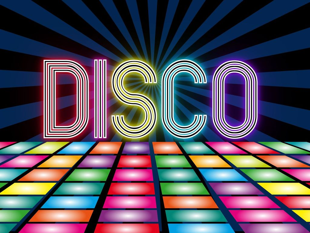 The theme for the Courtwarming dance is disco.