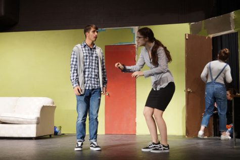Scott Ladish directs senior play 'Playing Doctor'