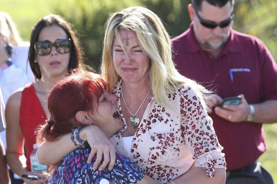 In the wake of another school shooting, members of the Parkland community rally for change even as they mourn.