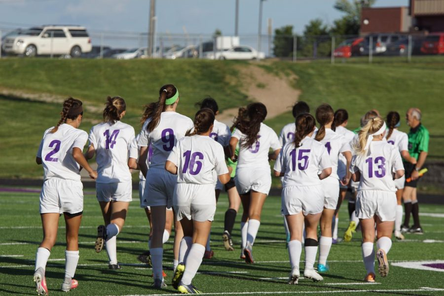 The+girls%27+soccer+team+won+the+regional+championship+last+season%2C+and+is+preparing+to+do+so+again+this+season.+%22We+have+a+great+blend+of+experienced+players+as+well+as+new+faces%2C%22+Dickes+said.+%22I+am+already+impressed+with+the+work+ethic+and+will+to+win+that+each+player+is+showing.%22