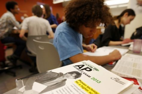 AP exams require practice, planning beforehand