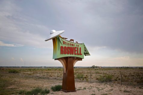 Roswell, New Mexico is the site of one of the most infamous alien stories.