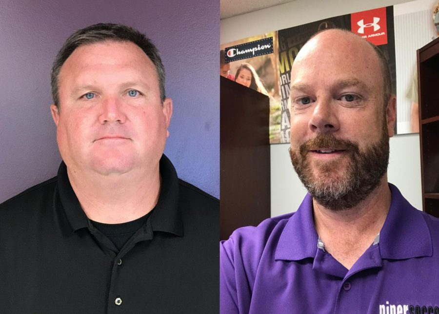New coaches take charge