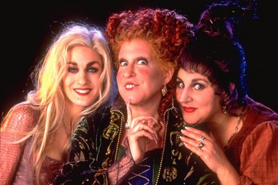 Hocus Pocus served viewers a lot of iconic looks, none more so than those of the Sanderson sisters.