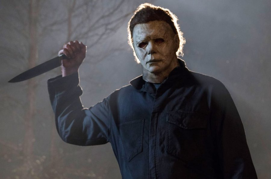 Halloween the movie frights just right