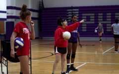 Cheer, volleyball undergo changes in coaching style