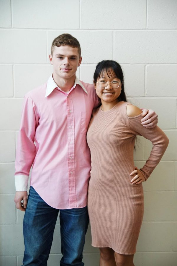 Tyson Lanter is a part of the Pirates' varsity football, wrestling, and baseball team. He is also a part of NHS. Lanter's favorite food is ice cream.  PaNhia
