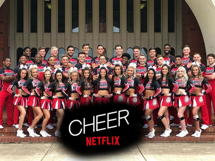 Netflix's CHEER was released on Christmas day this past year. A season two has not yet been confirmed.