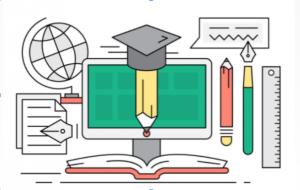 Trial and Error of Online School