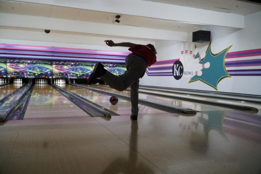 Picture taken by Astin Ramos last year at bowling tryouts.