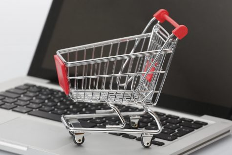 Online shopping reaches an all-time high over the holidays and into the new year.