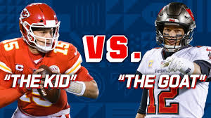How important is this Super Bowl to Mahomes if he wants to catch Brady as the GOAT