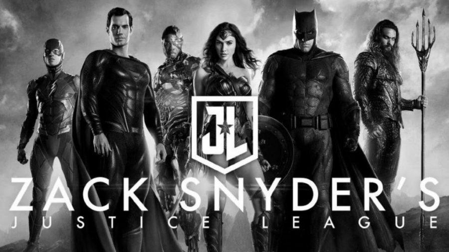 Zack+Snyder%27s+%22Justice+League%22+features+iconic+heroes+Superman%2C+Batman%2C+Wonder+Woman%2C+Flash%2C+Aquaman%2C+and+Cyborg.