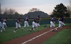 The Pirates take the field during a home game. The Pirates next game is Tuesday, Apr. 27.