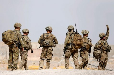 United States troops first invaded Afghanistan following the Sept. 11, 2001 attack.