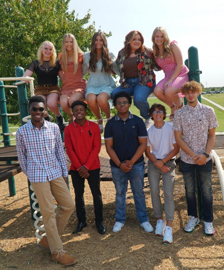 Meet the 2021 Homecoming candidates