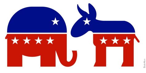 The Young Democrats club meets on the first Thursday of every month. The Young Republicans club meets on the fourth Thursday of every month.